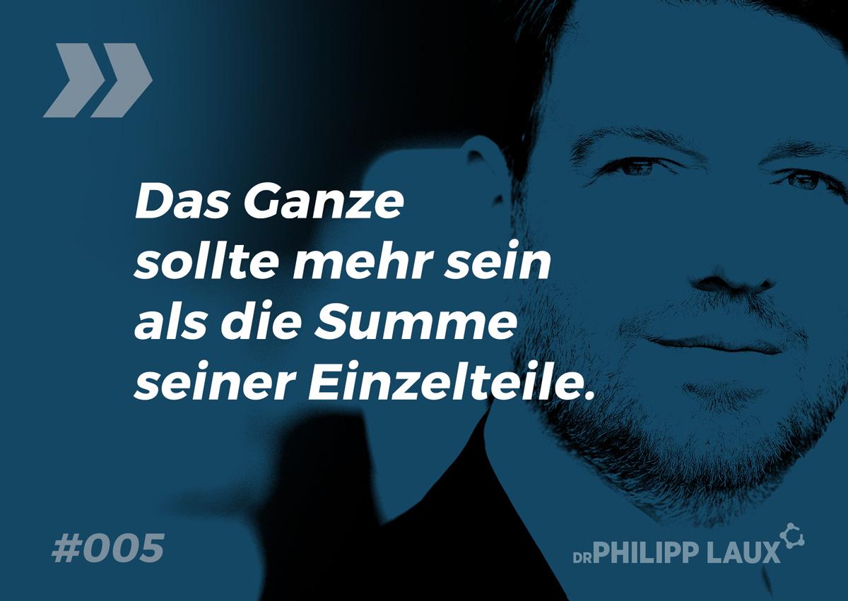Dr. Philipp Laux: Zitatkarte #005